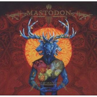 Mastodon - Blood Mountain [CD] USA import
