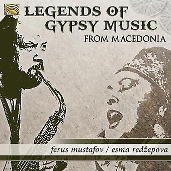 Mustaov / Redzepova - légendes de la musique tsigane de Macédoine [CD] USA import