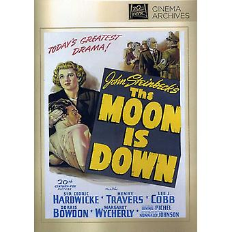 Moon Is Down [DVD] USA import