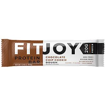 Cellucor FitJoy Chocolate Chip Cookie Dough 62 gr (Sport , Sticks)