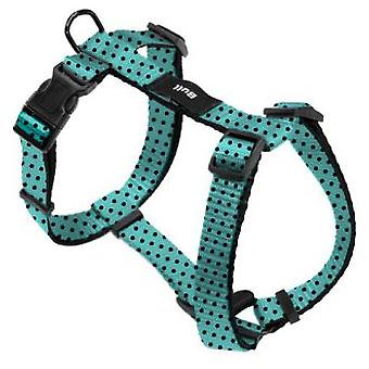 Yagu Arnes Topos Turquoise (Dogs , Walking Accessories , Harnesses)