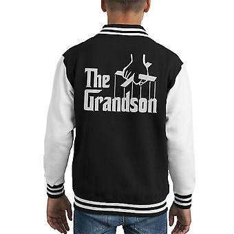 The Godfather barnebarn Kid Varsity jakke
