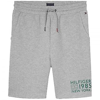Tommy Hilfiger Track Shorts, Heather Grey, X-Large