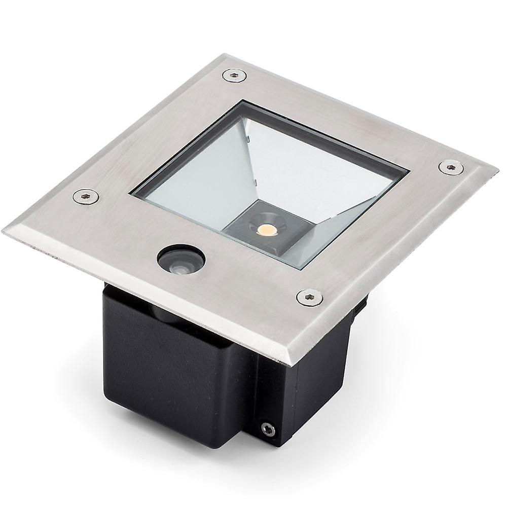 Konstsmide High Power Recessed Square Ground Light 6W