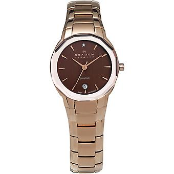 Skagen Ladies' Black Label Architect Watch 822SRXD