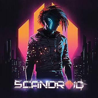 Scandroid - Scandroid [CD] USA importerer