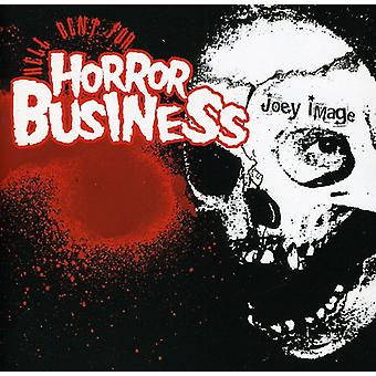Joey Image - Hell Bent for Horror Business [CD] USA import