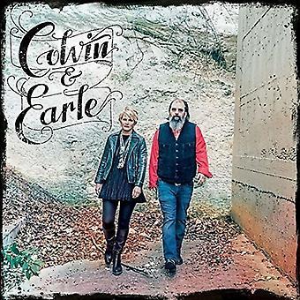 Colvin & Earle - Colvin & Earle [CD] USA import