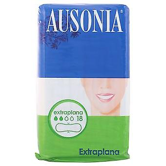 Ausonia compress Extrapl.paq.18 units (hygiene and health, intimate hygiene, towels)