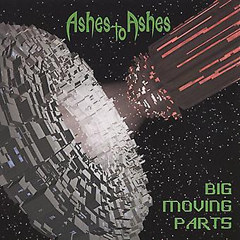 Ashes to Ashes - Big Moving Parts [CD] USA import