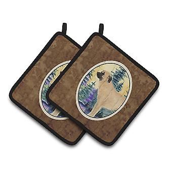 Carolines Treasures  SS8012PTHD Anatolian Shepherd Pair of Pot Holders