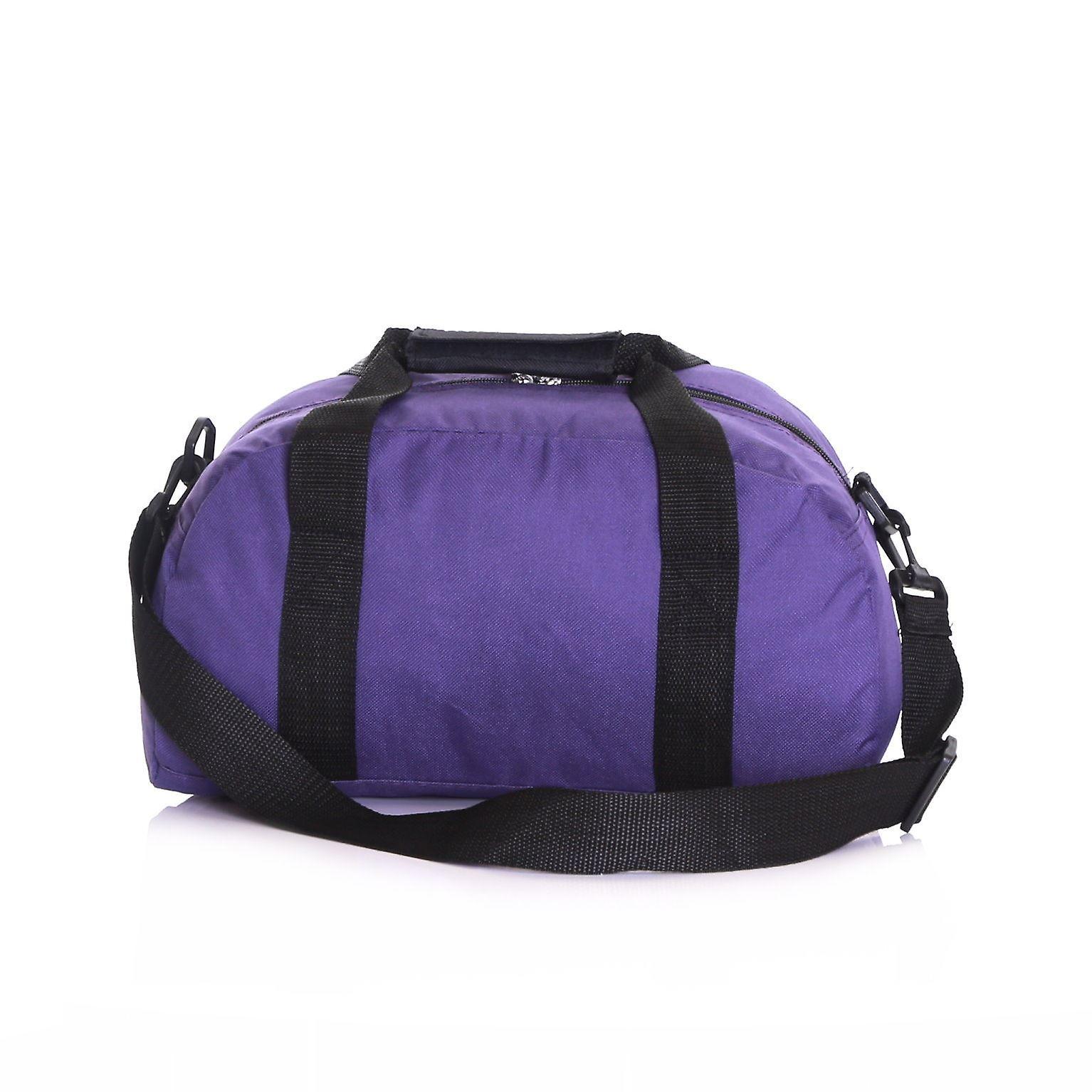Slimbridge Ryanair Set of 2 Cabin Bags, Purple 55 x 40 x 20 cm and 35 x 20 x 20 cm