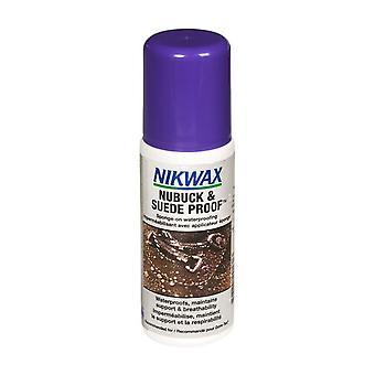 Nikwax Nubuck & ruskind bevis svamp på - 125ml