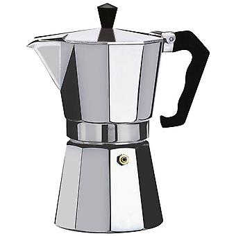 Kabalo 450ml (9-cup) Espresso Stove Top Coffee Maker - Continental Moka Percolator Pot Aluminium