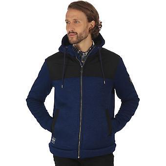 Regatta Mens Ryne Polyester Knit Effect Water Repellant Fleece Jacket