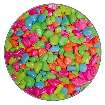 Ica Gravel Premium Neon Mult 7Mm 5 Kg (Fish , Decoration , Gravel & sand)
