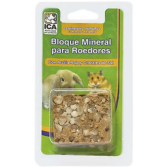Ica Bloques Roedor Arcilla y Sal (Small pets , Food Supplements)
