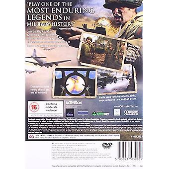 Call of Duty 2 den store røde en (PS2)