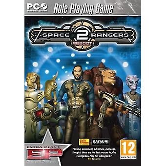 Space Rangers 2 Reboot - Extra Play (DVD-ROM) - Factory Sealed