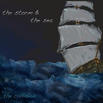 Collision - Storm & the Sea [CD] USA import