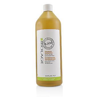 Matrise Biolage R.A.W. ernære Shampoo (For tørr kjedelig hår) - 1000ml/33,8 oz