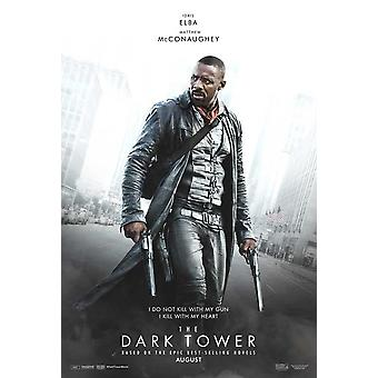 The Dark Tower Movie Poster (11 x 17)