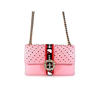 PINKO LOVE BAG HELLO KITTY JEWEL PINK