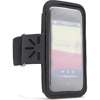Case logic ITA4 sports armbånd sag sort for iPod touch 4 G