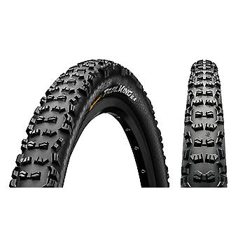 Continental bicycle of tire trail King 2.4 perf. all sizes