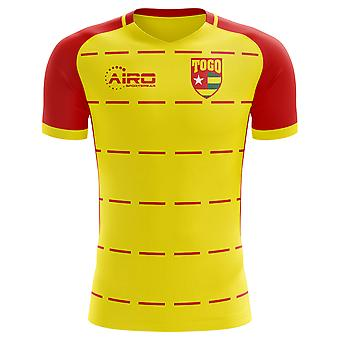 2018-2019 Togo Home Concept Football Shirt