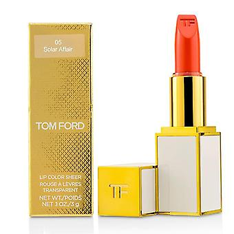 Tom Ford Ultra Rich Lip Color - # 05 Solar Affair - 3g/0.1oz