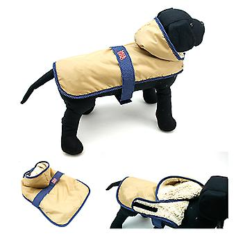 MI&DOG Abrigo Impermeable Topos T-45 (Dogs , Dog Clothes , Coats and capes)