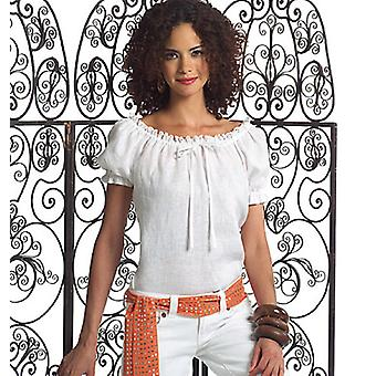 Misses' Top-FF (16-18-20-22) -*SEWING PATTERN*