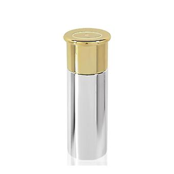 Shotgun Cartridge Pewter Flask - 6oz
