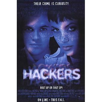 Hackers Movie Poster (11 x 17)