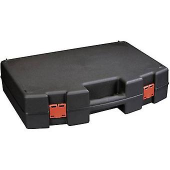 Tool box (empty) Alutec 56640 Plastic Black, Red