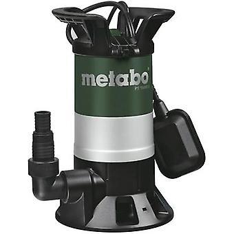 メタボ 0251500000 排水排水ポンプ 15000 l/h 9.5 m
