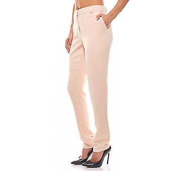 Elegant ladies tree pants pink PATRIZIA DINI