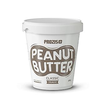 PROZIS - classic peanut butter 450 g crunchy - natural protein source