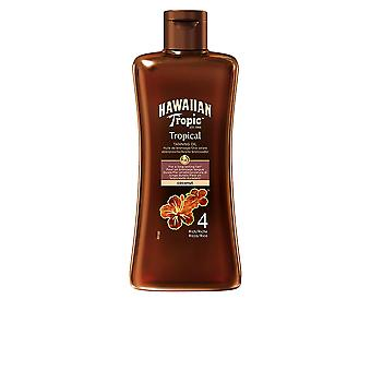 1 noix de coco bronzage Tropical huile Spf4 200 Ml unisexe