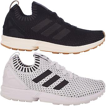adidas Originals Mens ZX FLUX PK Casual Lace Up Trainers Shoes