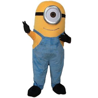 Minion di SPOTSOUND, mascotte del personaggio giallo