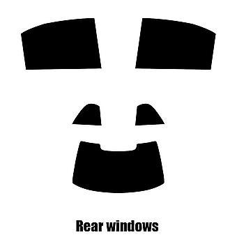 Pre cut window tint - Honda Legend - 2006 to 2016 - Rear windows