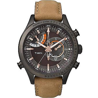 Timex Intelligent IQ Classic Nylon Herre Watch TW2P72500
