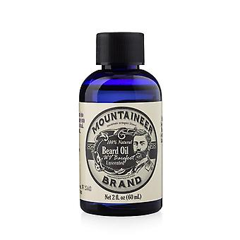 Mountaineer Fire Barefoot Beard Oil 60 ml