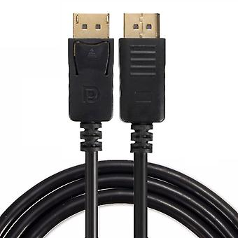 DisplayPort cable gold plate 1.8 m