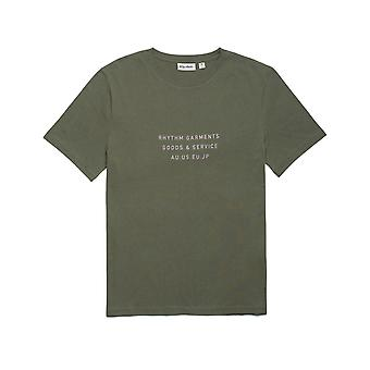 Rhythm Base Short Sleeve T-Shirt