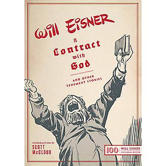 A Contract with God - And Other Tenement Stories by Will Eisner - Scot