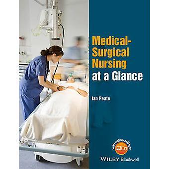 Soins infirmiers en un coup de œil par Ian Peate - livre 9781118902752 médicaux-chirurgicaux