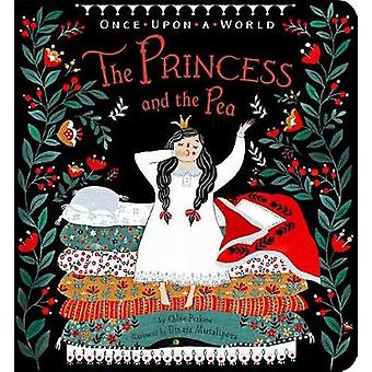 The Princess and the Pea by Chloe Perkins - 9781534400191 Book